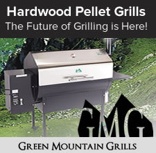 Green Mountain Grills - Hardwood Pellet Grills