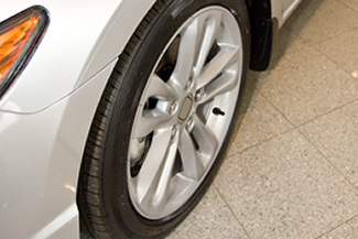 New and used car and truck tires